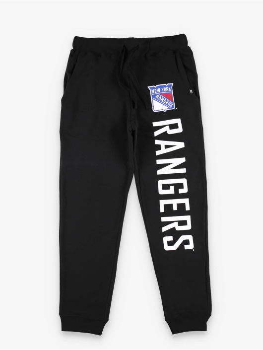 47 Brand Jogginghose New York Rangers Headline schwarz