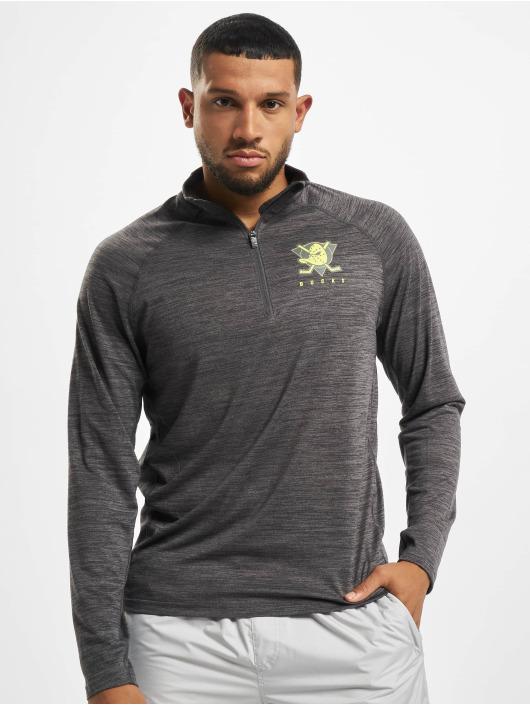 47 Brand Pullover Anaheim Ducks Impact 1/4 Zip grau