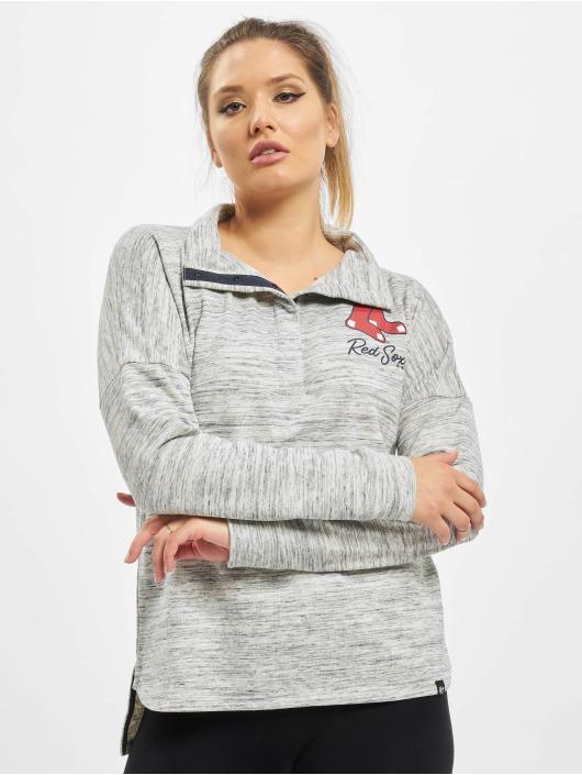 47 Brand Pullover MLB Red Sox Haze grau