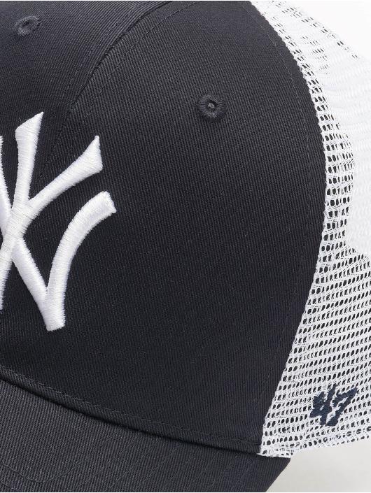 47 Brand Snapback Cap MLB New York Yankees Branson MVP blau