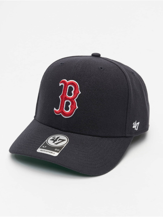 47 Brand Snapback Cap MLB Boston Red Sox Cold Zone MVP DP blau