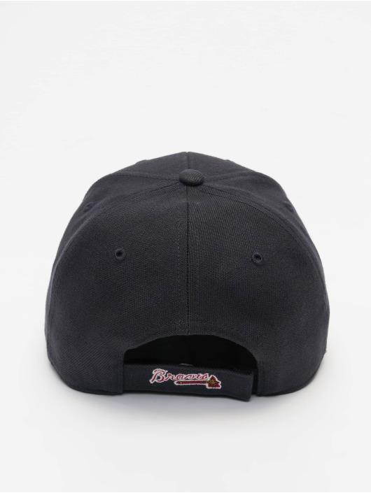 47 Brand Snapback Cap MLB Atlanta Braves MVP blau