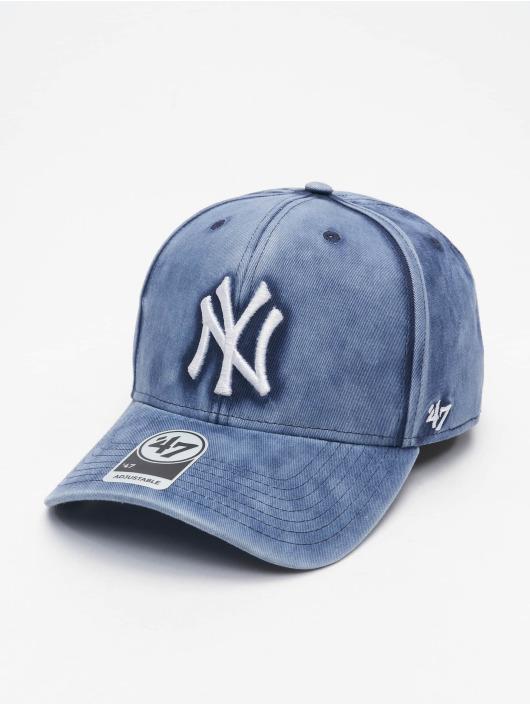 47 Brand Snapback Cap Yankees Wynford MVP DP blau