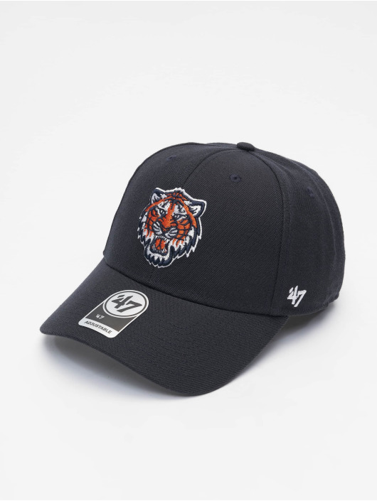 47 Brand Snapback Cap MLB Detroit Tigers MVP blau