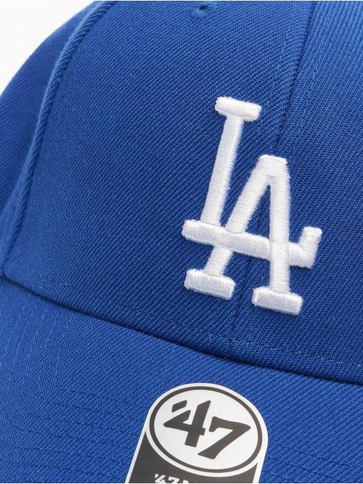 47 Brand Snapback Cap MLB Los Angeles Dodgers MVP blau