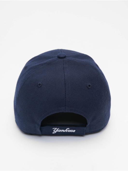 47 Brand Snapback Cap MLB New York Yankees MVP blau