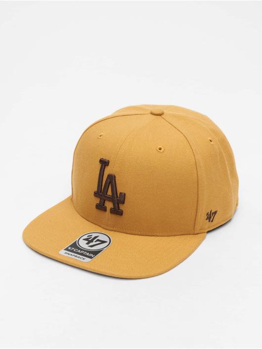 47 Brand Snapback Cap MLB Detroit Tigers No Shot Captain braun