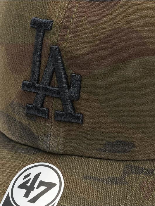 47 Brand Snapback Cap Dodgers Regiment Clean Up camouflage
