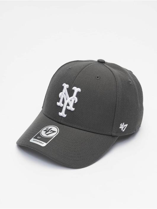 47 Brand Snapback Cap MLB New York Mets MVP grau