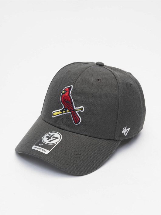 47 Brand Snapback Cap MLB St. Louis Cardinals MVP grau