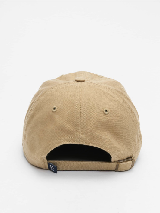 47 Brand Snapback Cap Clean Up khaki