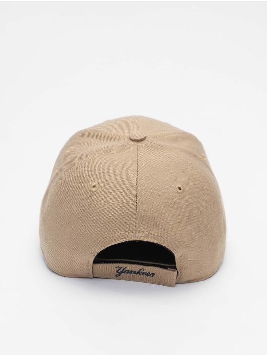 47 Brand Snapback Cap MLB New York Yankees MVP khaki