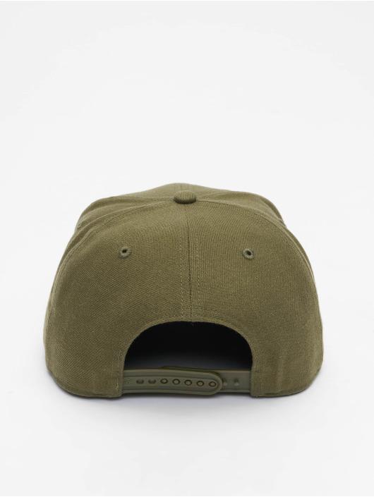 47 Brand Snapback Cap MLB Boston Red Sox No Shot Captain olive