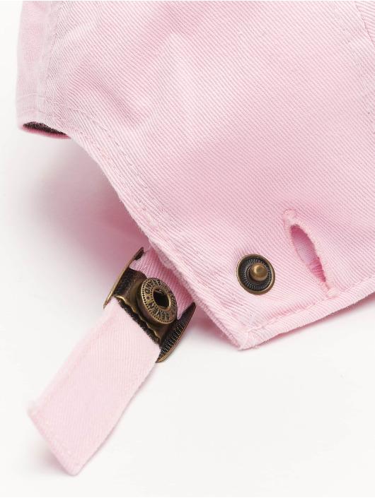47 Brand Snapback Cap MLB Clean Up rosa