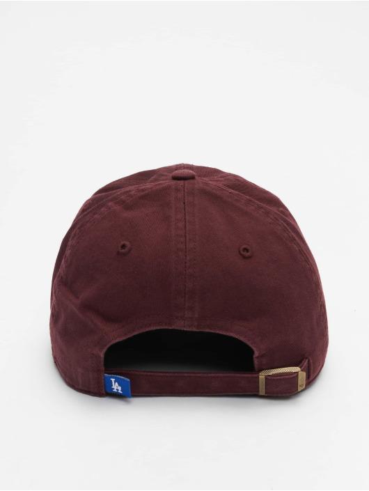 47 Brand Snapback Cap MLB Los Angeles Dodgers rot