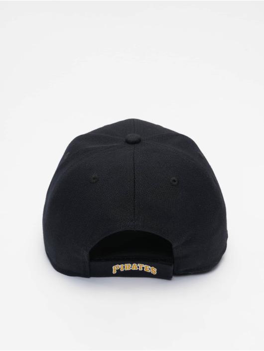 47 Brand Snapback Cap MLB Pittsburgh Pirates MVP schwarz