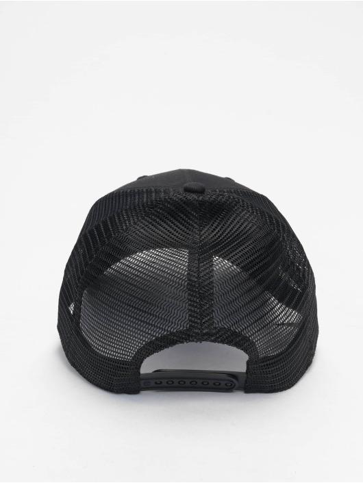 47 Brand Snapback Cap NHL Chicago Blackhawks Branson Metallic MVP schwarz