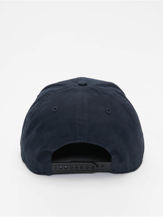 47 Brand Snapback Cap Chicago Blackhawks Upland Captain schwarz
