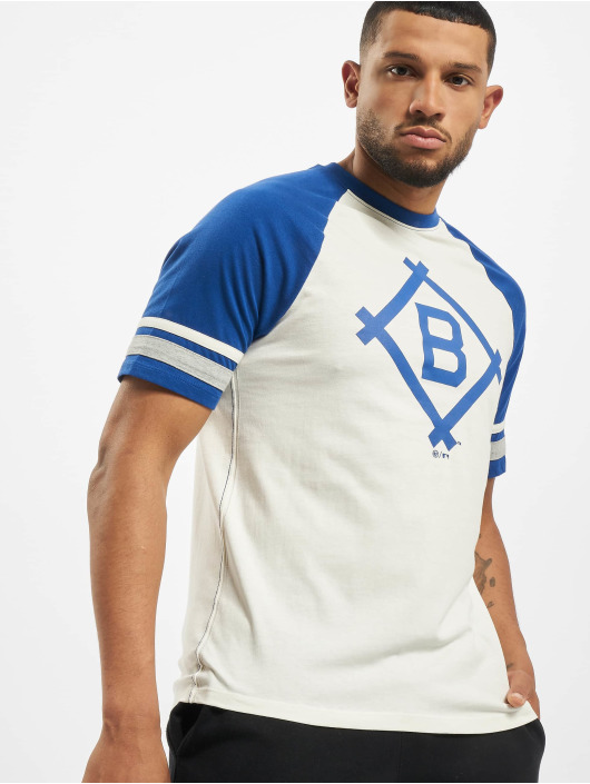 47 Brand T-Shirt Brooklyn Dodgers Heritage Opener beige
