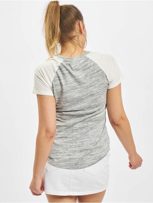 47 Brand T-Shirt MLB Red Sox Haze Raglan beige