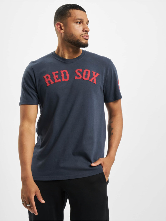 47 Brand T-Shirt Boston Red Sox Vintage Fieldhouse blau
