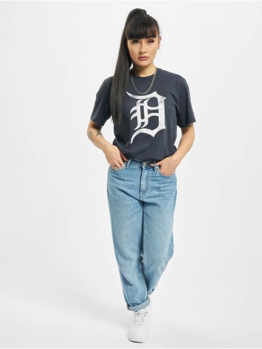 47 Brand T-Shirt MLB Tigers Club blau
