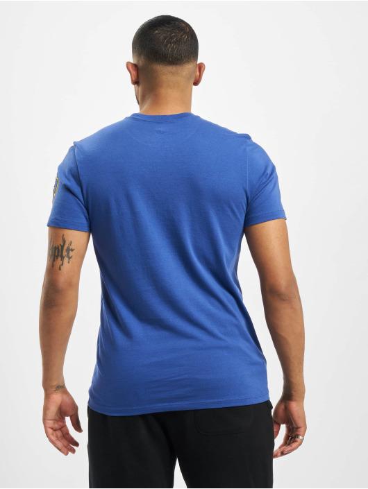 47 Brand T-Shirt MLB Brewers Fieldhouse blau
