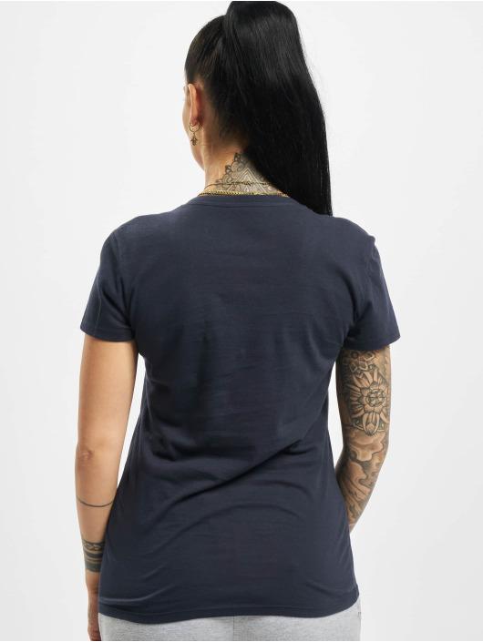 47 Brand T-Shirt MLB Red Sox Metallic Script Ultra RVL V blau