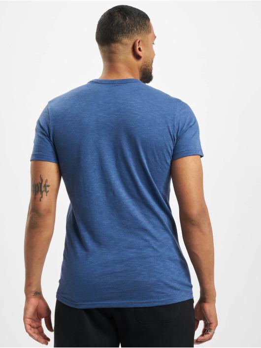 47 Brand T-Shirt Dodgers Inkblock Team Flatiron blau