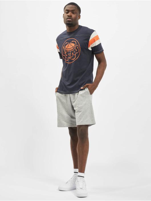 47 Brand T-Shirt Astros Reissue blau