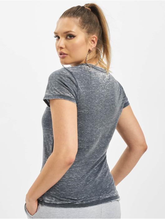 47 Brand T-Shirt Mlb Yankees Fade Out blau