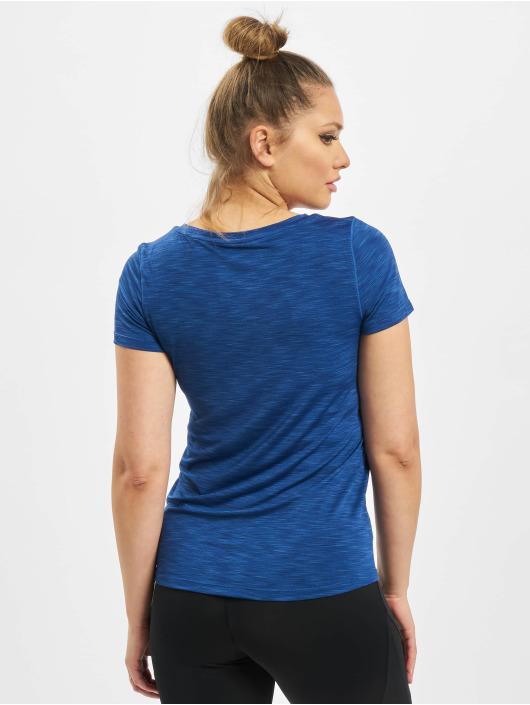 47 Brand T-Shirt Mlb Phillies Shade V Neck blau