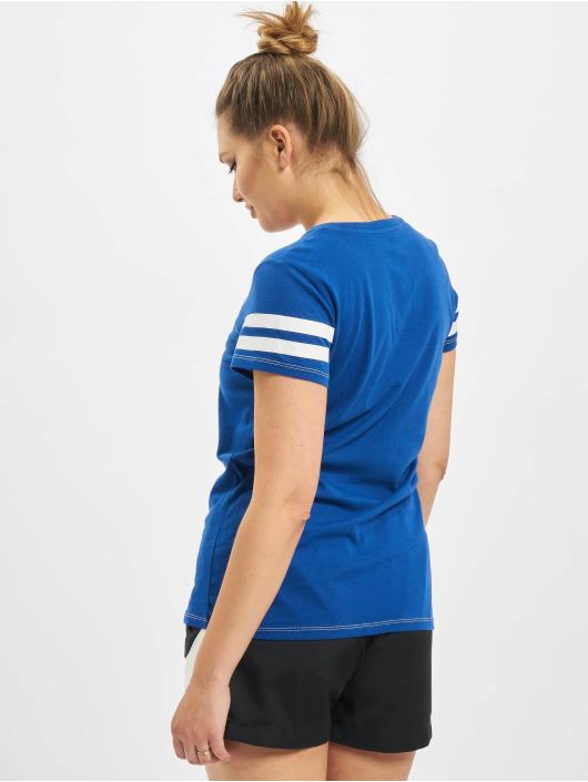 47 Brand T-Shirt Mlb Rangers Dinger Vneck blau