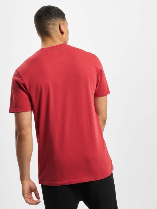 47 Brand T-Shirt Bcptn Cardinals Inkblock Flatiron rot