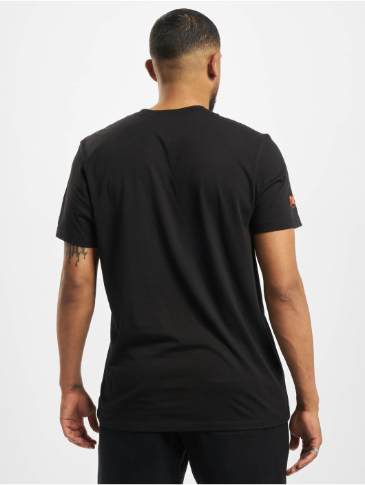47 Brand T-Shirt San Francisco Giants Thrasher Two Peat Splitter schwarz