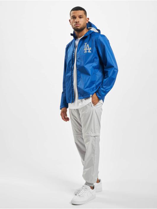 47 Brand Übergangsjacke MLB Dodgers Forward Rain Shell blau