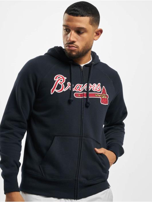47 Brand Übergangsjacke MLB Braves Ovation Headline blau