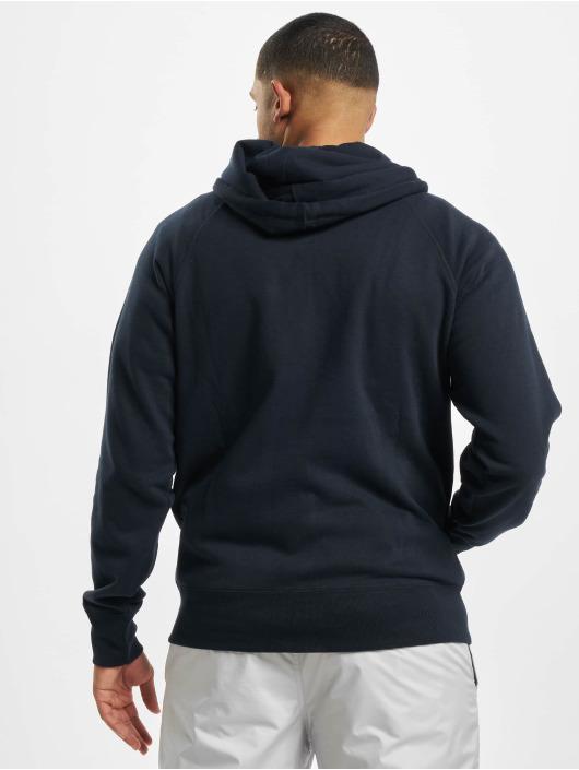 47 Brand Zip Hoodie MLB Yankees Ovation Headline Full Zip Raglan blau