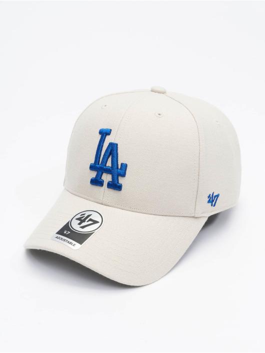 '47 Snapback Cap MLB Los Angeles Dodgers beige