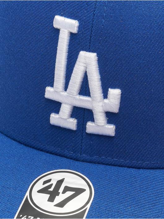'47 Snapback Cap MLB Los Angeles Dodgers Cold Zone DP blau