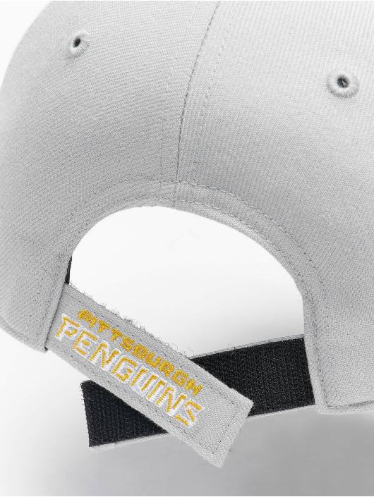 '47 Snapback Cap Pittsburgh Penguins grau