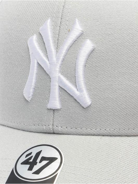 '47 Snapback Cap MLB New York Yankees '47 grau