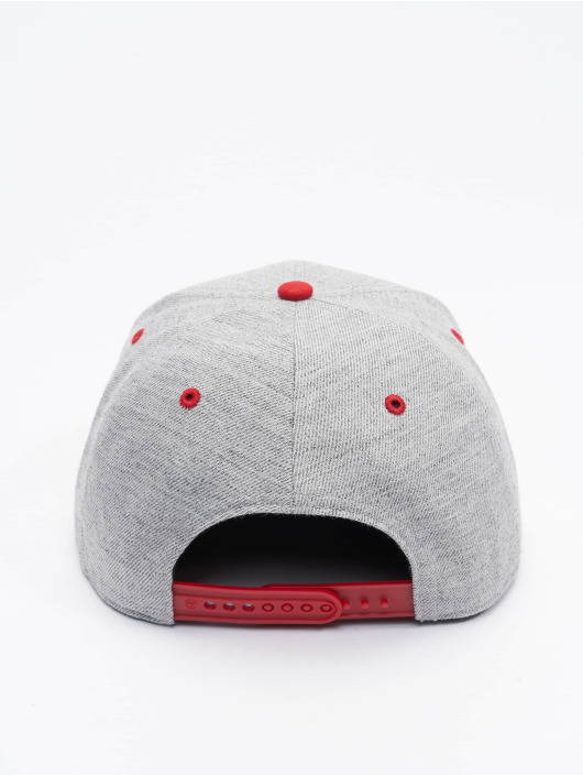 '47 Snapback Cap NHL Detroit Red Wings Storm Cloud TT DP grau