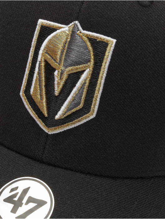 '47 Snapback Cap NHL Vegas Golden Knights schwarz