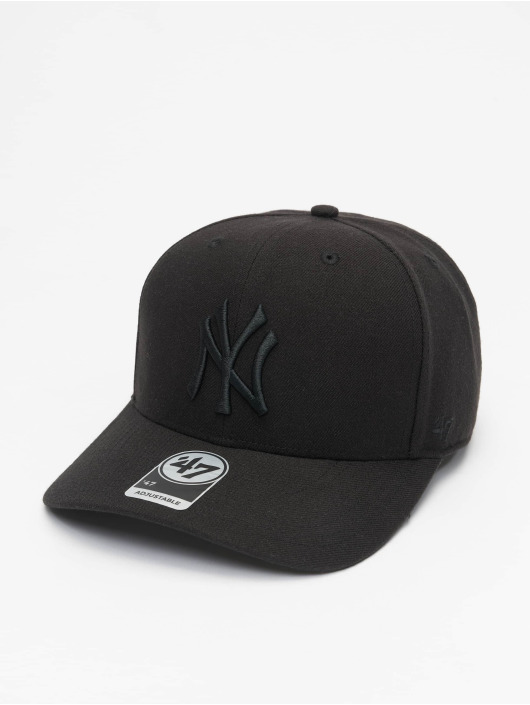 '47 Snapback Cap MLB New York Yankees Cold Zone schwarz