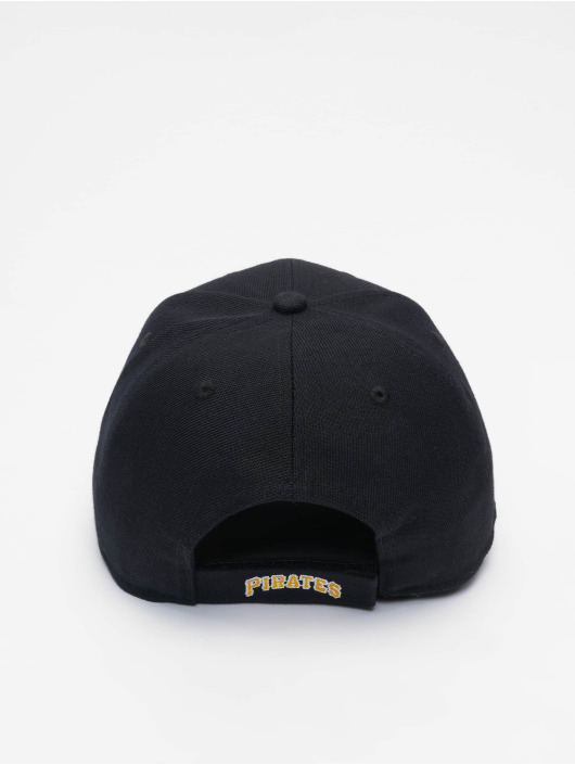 '47 Snapback Cap MLB Pittsburgh Pirates MVP schwarz