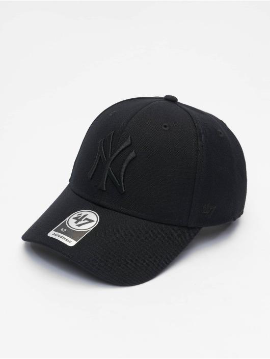 '47 Snapback Cap MLB New York Yankees schwarz