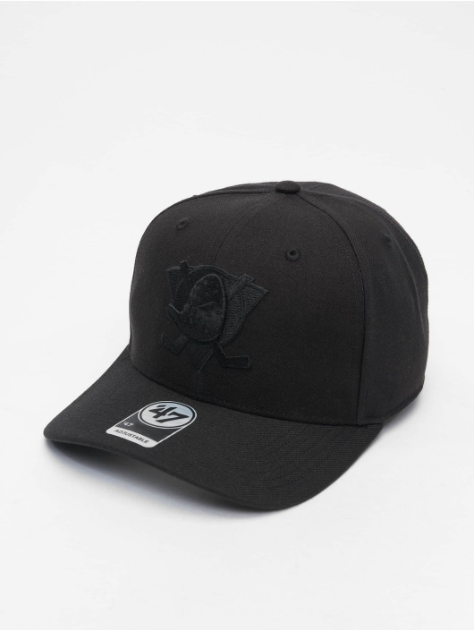 '47 Snapback Cap Anaheim Ducks schwarz