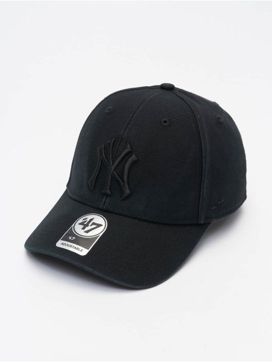 '47 Snapback Cap MLB New York Yankees Legend '47 schwarz