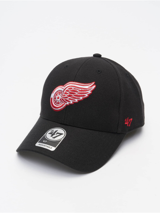 '47 Snapback Cap NHL Detroit Red Wings '47 schwarz
